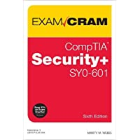 CompTIA Security+ SY0-601 Exam Cram
