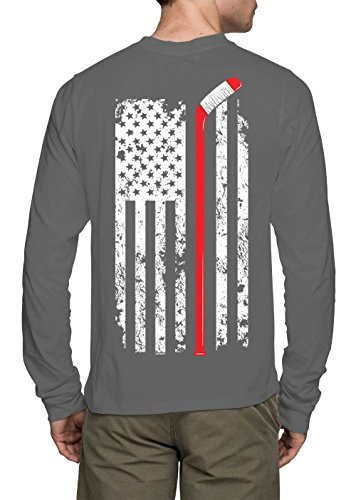 Long Sleeve Mens Hockey Stick