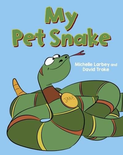 Download My Pet Snake pdf