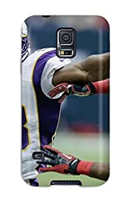 DanRobertse Design High Quality Minnesota Vikings Cover Case With Excellent Style For Galaxy S5