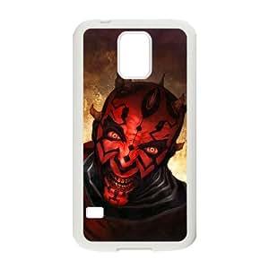 HOPPYS Customized Print Star Wars Hard Skin Case For Samsung Galaxy S5 I9600