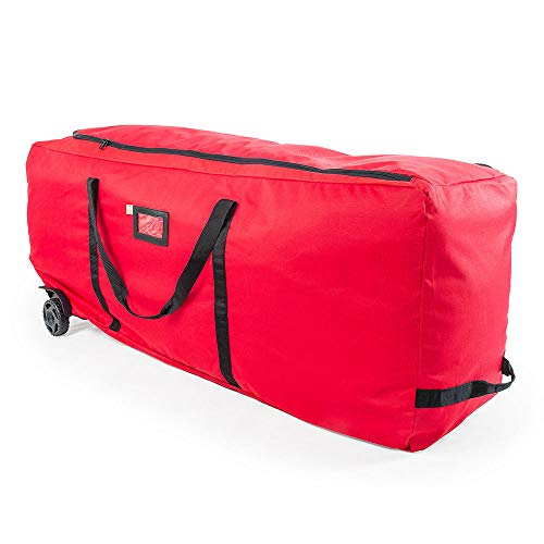 [Rolling Duffle Bag Tree Storage Bag]