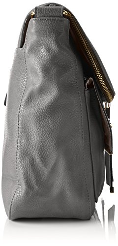 Aldo Women's Handbag Earlington Grey Grey Backpack 12 rrdftwq