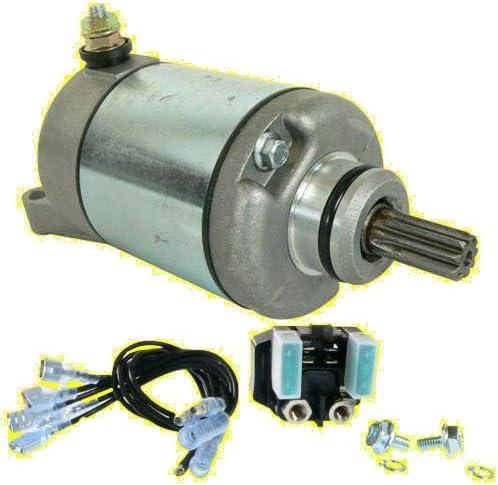 Starter Motor For 2005 Yamaha YFZ450 ATV~Arrowhead Starters SMU0264