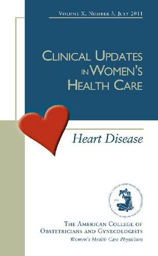 Download Clinical Updates in Women's Health Care: Heart Disease ebook
