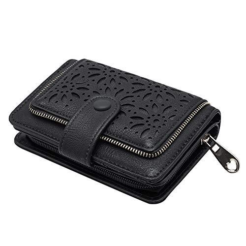 Rfid Wallets for Women Ladies Small Change Rfid Purse ID Holder