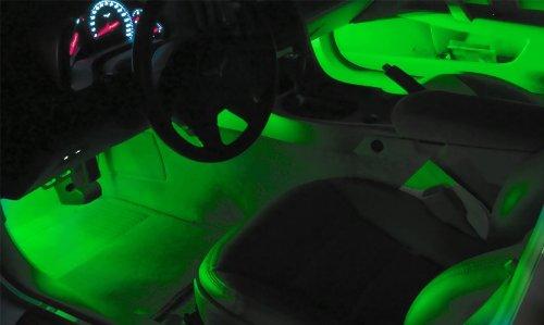 Buy plasmaglow 15 inch led glostix tube green
