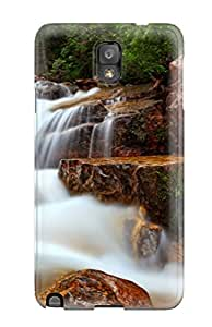 High Quality Shock Absorbing Case For Galaxy Note 3-waterfall