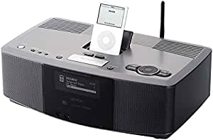 Denon S-32 Internet Radio with Built-in Speakers and 2-Alarm Clock (Discontinued by Manufacturer)