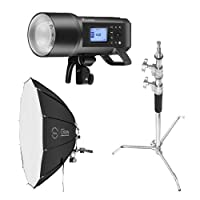 Flashpoint XPLOR 600PRO R2 TTL Battery-Powered Monolight Kit