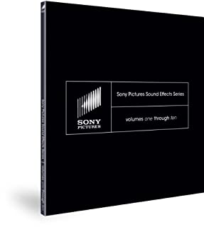 Sony Pictures Sound Effects Series: Volumes One through Ten (B000FNGZS8) | Amazon Products