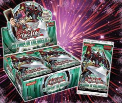 Yugioh Return Of The Duelist Sealed Booster Box