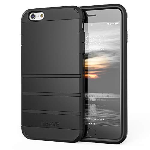 dbd591dec21 iPhone 6S Plus Case, iPhone 6 Plus Case, Crave Strong Guard Protection  Series Case