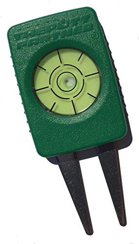 Putt Partner Reader and Divot Repair Tool, Putting Green Saver, Golf Accessories