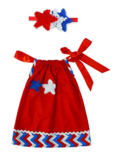 4th july pillowcase dresses - 1