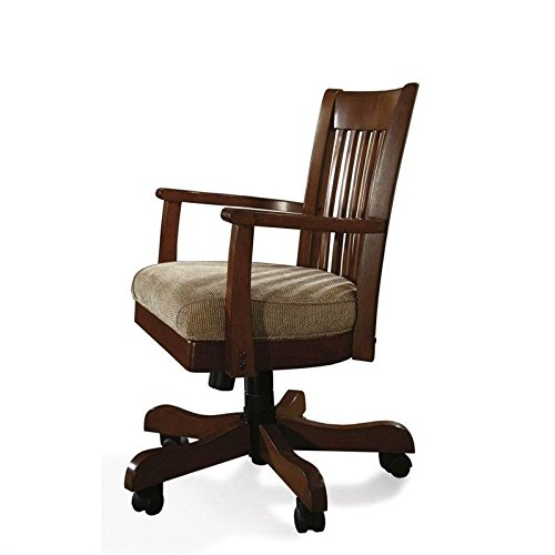 Cantata Desk Arm Chair (Cushion Bankers Chair)