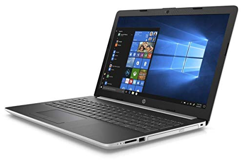 Newest HP 15 15.6' HD Touchscreen Premium Laptop - Intel Core i5-7200U, 8GB DDR4, 2TB HDD, DVD+RW, HDMI, Webcam, Wi-Fi AC + Bluetooth 4.2, Gigabit Ethernet RJ-45, Windows 10 - Silver