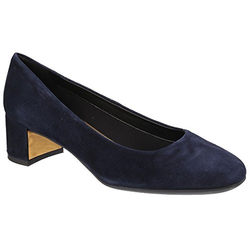 Soirée Suede de Marine Up sur Glisser Mesdames Flexx The Pump Escarpin qzHII