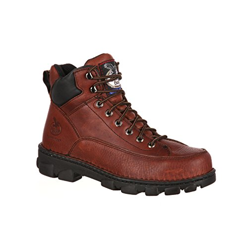 Georgia Mens Eagle Light Wide Load ST Work Boots-G6395 (W11) daylCfbT0