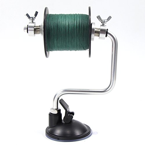 Compare price to fishing line spooling machine for Fishing line winder machine