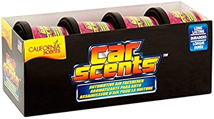42 g California Car Scents CCS-407TR Deodoranti per Ambienti fragranza Coronado Cherry