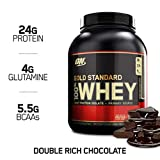 Where to Buy Coffee Machine OPTIMUM NUTRITION GOLD STANDARD 100% Whey Protein Powder, Double Rich Chocolate, 5 Pound