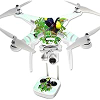 Skin For DJI Phantom 3 Professional – Toucan Friends | MightySkins Protective, Durable, and Unique Vinyl Decal wrap cover | Easy To Apply, Remove, and Change Styles | Made in the USA