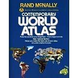 Rand McNally Contemporary World Atlas, Jon Leverenz, 0528831461