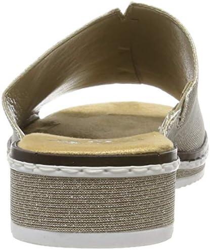 Rieker Damen V36a2 31 Pantoletten: : Schuhe