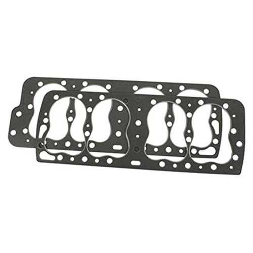 GraphTite Big Bore Head Gaskets for 1949-53 Flathead Ford