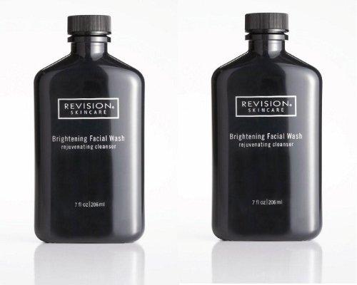 Revision Brightening Facial Wash, 7 oz (2PACK)