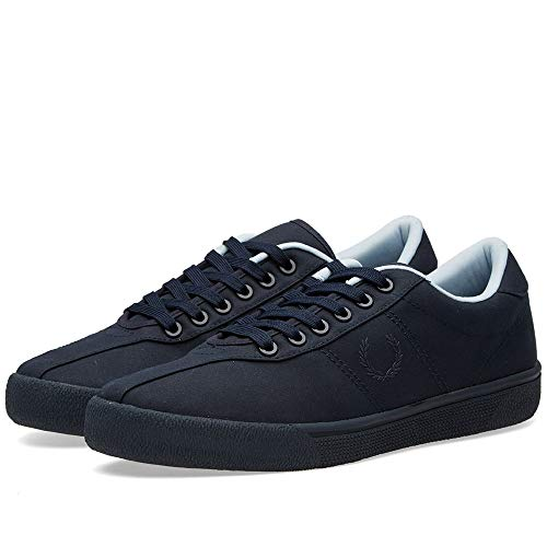 Bleu Perry Fred Mode Baskets Homme Marine Pour FZHXvq