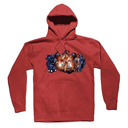 The Fifth Element Leeloo Korben Dallas Unisex Printed Custom Hoodies Sweater (Leeloo 5th Element)