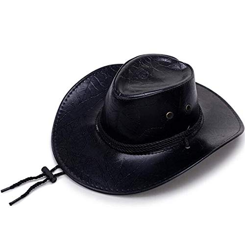 - Boys Costume Accessories - Game Red Dead Redemption 2 West Cowboy Hat Cosplay Costume Prop Hats Leather Unisex Black Brown - Accessories Boys Costume Boys Costume Accessories Game Ticket Dead Re