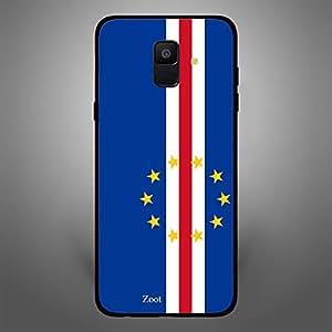 Samsung Galaxy A6 Cape Verda Flag