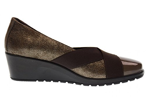 a ENVAL cu 89414 SOFT Brown de zapatos mujer bailarina 00 OPafw
