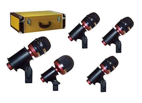 Avantone CDMK-5 5-Mic Drum Mics Kit