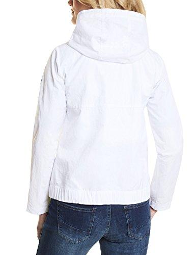 White Mujer Chaqueta Blanco 10000 Cecil para UwIZYqa1