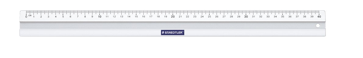 Staedtler 563 40 Riga Metallo, 40 cm 563 40 ST STA56340