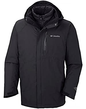Men's Boulder Lodge Interchange Jacket, Black