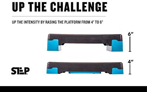 Sistema de Entrenamiento The Step Home Gym para Entrenamiento de núcleo, Fuerza, Estabilidad y Resistencia 8