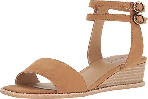 discount newest discount sast VANELi Women's Jarita Wedge Sandal Cuoio Suede discount recommend SdtAqZdJy
