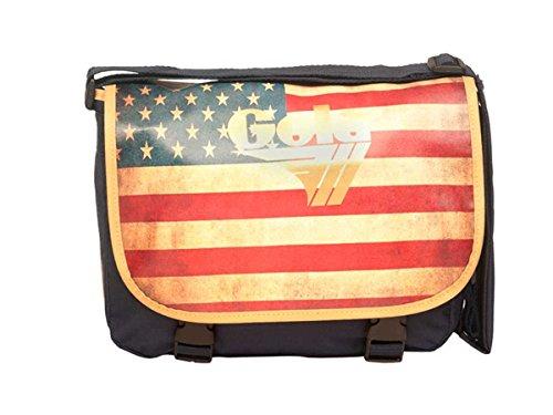 Borsello Gola Borsa Tracolla Uomo Donna Shoulder Bag Men Women Messenger USA