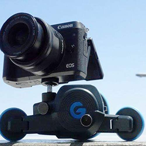 Electronic Slider & 360 Panoramic Mount & Micro Dolly The ...