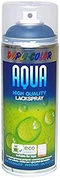Dupli Color 373909 Aqua Lack Anthrazitseidenmatt 350 Ml Auto