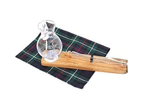 Fantastic Darach Oak Whisky Dropper and Angel's Share Jug Gift Set Angel's Share