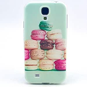 LHY Colorful Cake TPU Soft Case for Samsung Galaxy S4 I9500