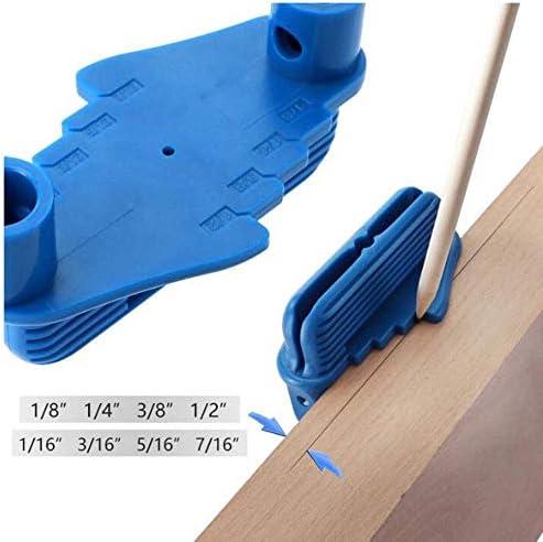 Offset Center Marking Tool Rockler Center Offset Scriber Pencils Marking Tool Fits Standard Wooden Blue