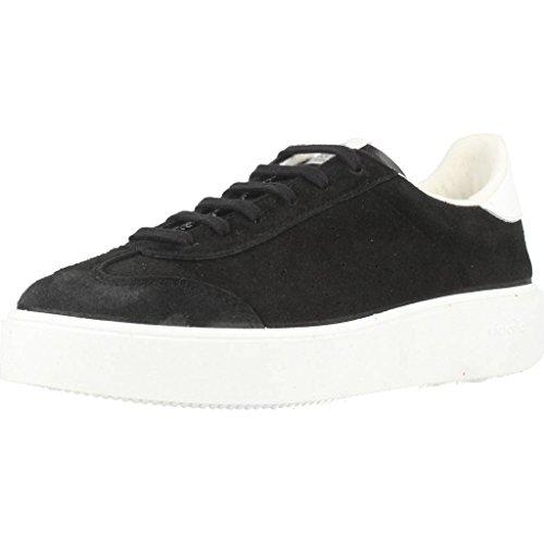 Nero Suede Victoria Donna Nero Sneakers gP5X6