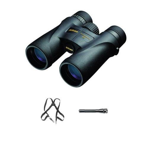 Nikon Monarch Binocular Bundle Accessories